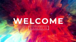 WELCOME COLORBURST