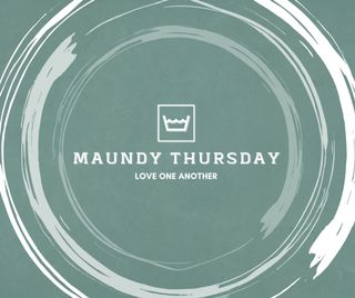 Maundy Thursday v6 Title