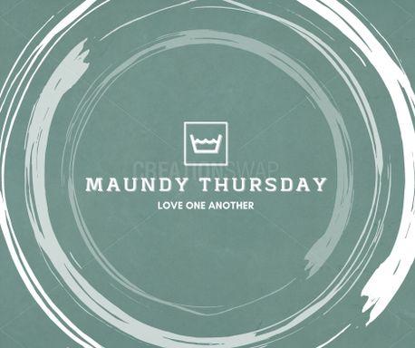 Maundy Thursday v6 Socials (96157)