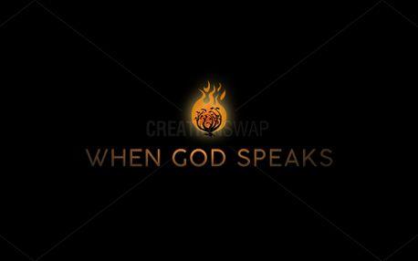 When God Speaks (96237)