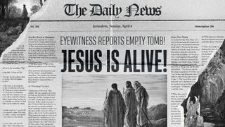 Easter-Jesus Is Alive!