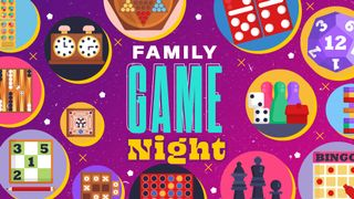 Family Game Night Still