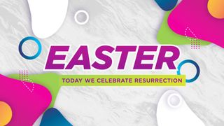Easter Volume Four Graphics