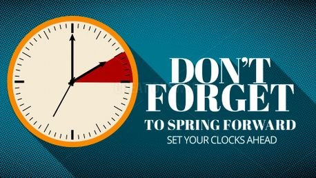 Don't Forget to Spring Forward (96384)