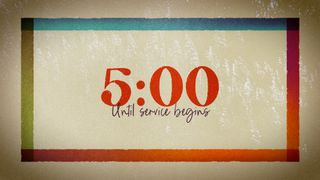50 Minute Countdown