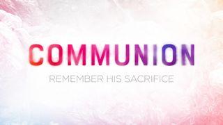 Rejoice : Communion