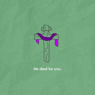 He Died For You Social