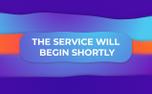 Service Will Begin Gradient (96482)
