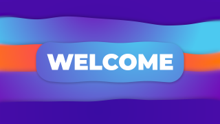 Welcome Gradient