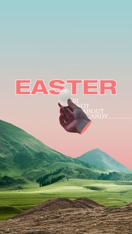 Easter Swipe Story