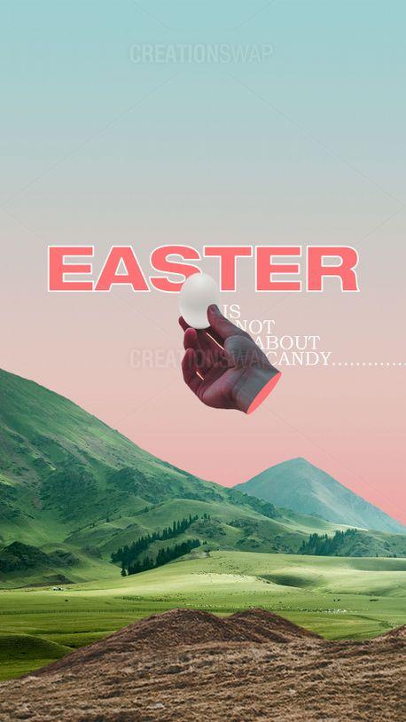 Easter Swipe Story (96542)