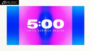 5 Minute Countdown