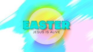 Colorific Easter (Title)