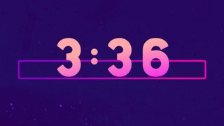 Neon Plum : Countdown