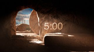Easter Resurrection Countdown