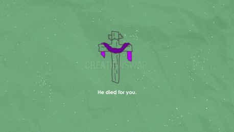 He Died For You Stills (96736)