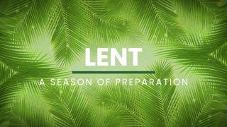 Lent Motion Title