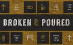 Communion Broken & Poured (96957)