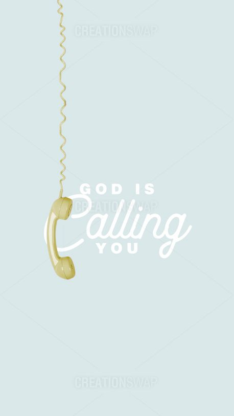 God Is Calling You (96977)