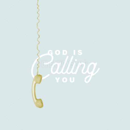 God Is Calling You (96978)