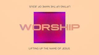 Square Worship Motion Slide