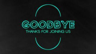 Teal Stroke : Goodbye