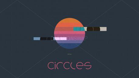 Circles Sermon Series Art (97447)