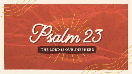 Psalms 23 (97455)