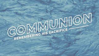 Blue River : Communion