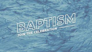Blue River : Baptism