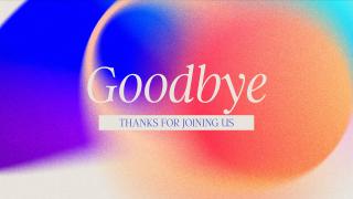 Chroma Goodbye