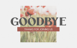 Poppy Goodbye (97560)