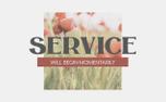 Poppy Service (97563)