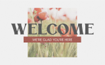 Poppy Welcome (97566)