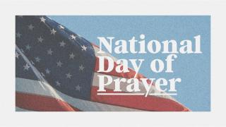 National Day of Prayer Flag