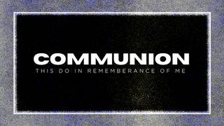 Grunge Communion Slide