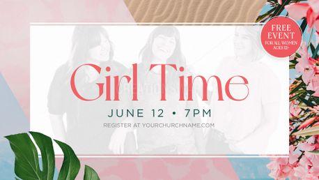 Girl Time Pack (97642)