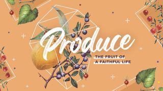 Produce Title Motion