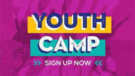 Youth Camp Slide (97701)