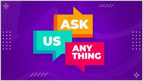 Ask Us Anything Stills (97717)