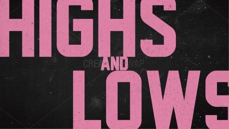 Highs & Lows Sermon Slides (97734)