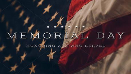 Memorial Day (97744)