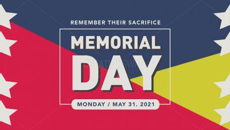 Memorial Day  (97802)