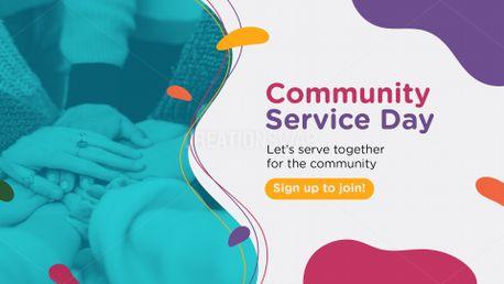Community Service Day (97808)