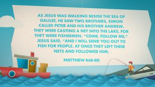 Go Fish Scripture Motion