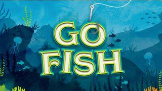 Go Fish Title Motion