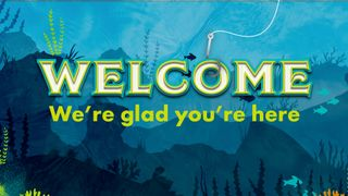 Go Fish Welcome Motion