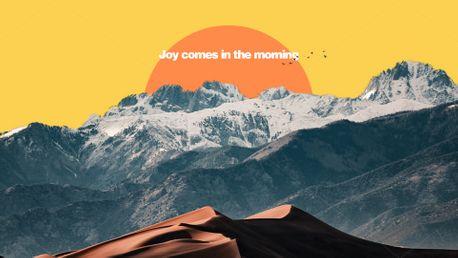 Joy in the morning (97856)