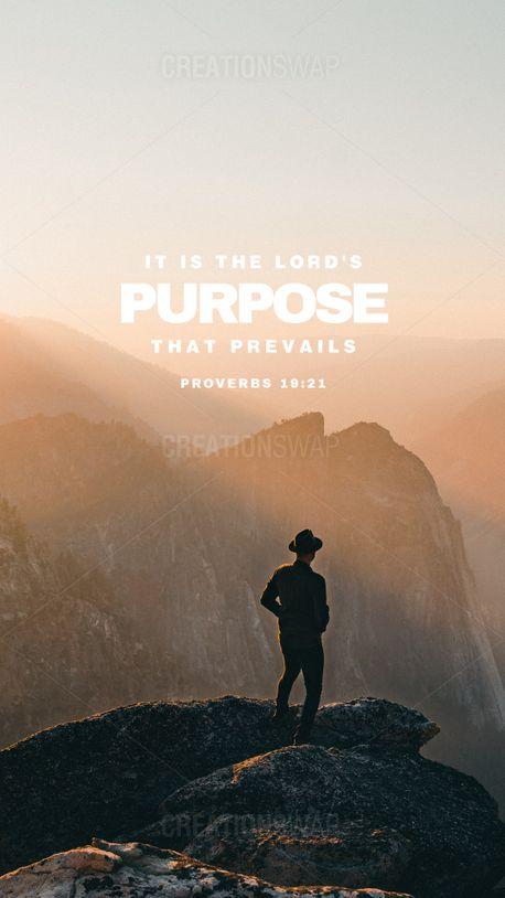 Lord's purpose (97860)