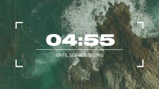 Vintage Ocean Reel / Countdown